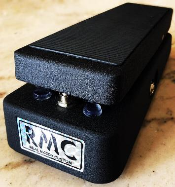 Real McCoy Custom RMC3FL Guitar Wah-Wah Effect Pedal