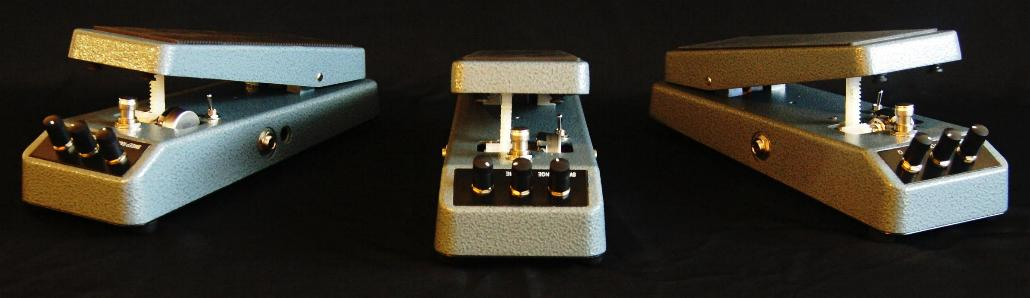 Real McCoy Custom RMC2FL Wah Wah Guitar Effect Pedal