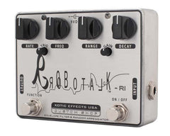 Xotic Effects Custom Shop Robotalk-RI Filter Guitar Pedal