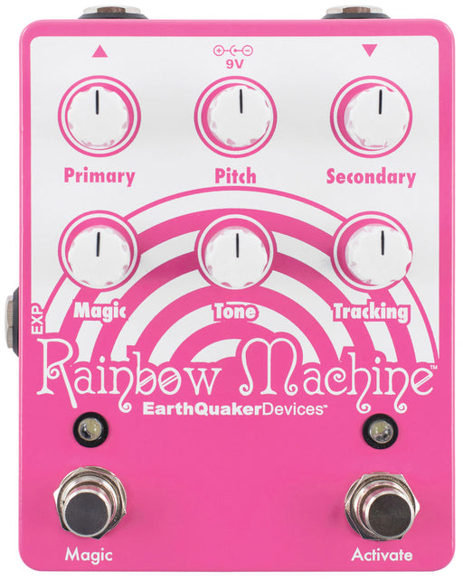 Earthquaker Devices Rainbow Machine Pitch Shifter Pedal V2
