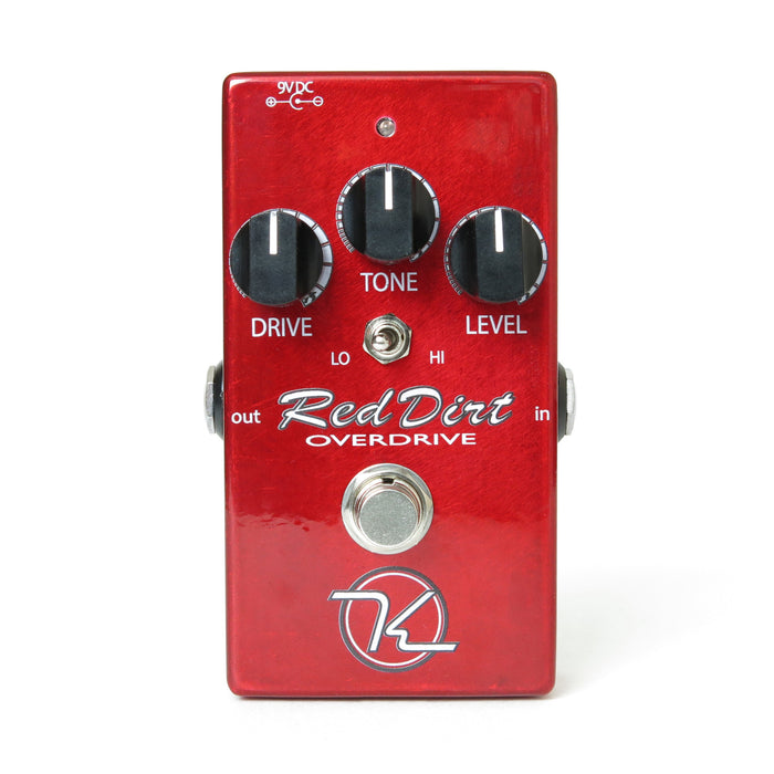 Keeley Red Dirt Overdrive Guitar Effect Pedal