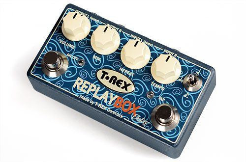 T-Rex Replay Box Stereo Delay Pedal Guitar Effect Pedal