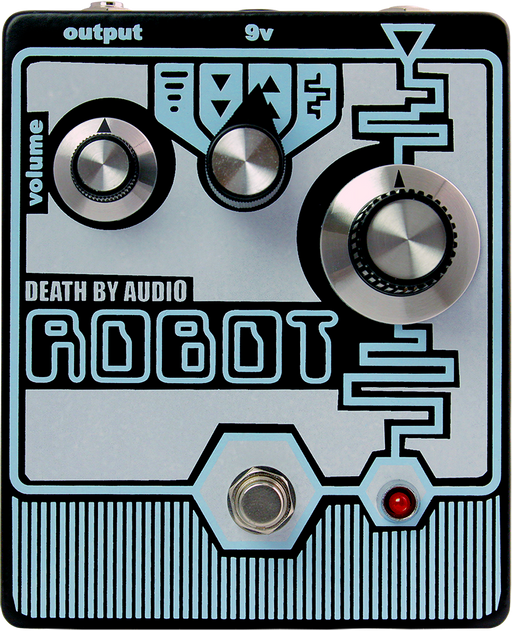 Death By Audio Robot Modulation Guitar Pedal