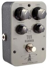J Rockett Audio Designs Pro Series 10 Ton Hammer Guitar Distortion Pedal