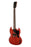 Gibson SG Junior Vintage Cherry Electric Guitar With Case