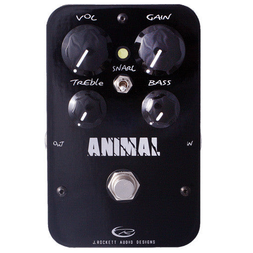 J Rockett Audio Designs Pro Series Animal Overdrive Guitar Effect Pedal
