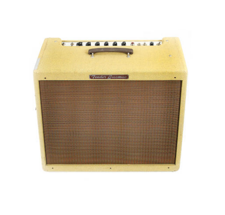 Pre Owned '94 Fender '59 Bassman Reissue Owned by Eric Clapton