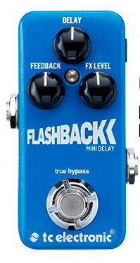 TC Electronics Flashback Mini Delay Guitar Pedal