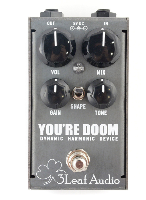 3Leaf Audio You're Doom Dynamic Harmonic Overdrive