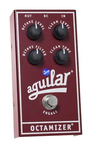 Aguilar Octamizer Analog Bass Octave Effect Pedal