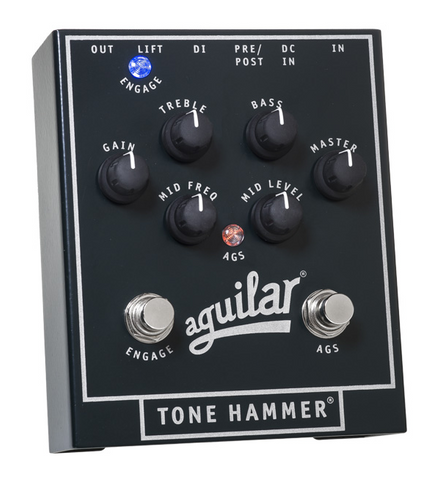 Aguilar Tone Hammer Bass Pre Amp/Direct Box