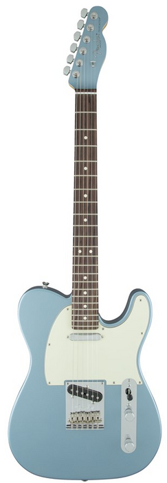 Fender Limited Edition Magnificent 7 American Standard Telecaster Ice Blue Metallic Matching Headstock