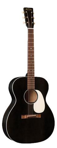 Martin 17 Series OOO-17 Black Smoke Acoustic Electric Guitar