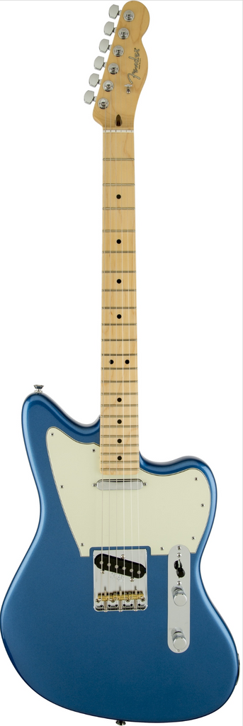 Fender Limited Edition Magnificent 7 American Standard Offset Telecaster Lake Placid Blue