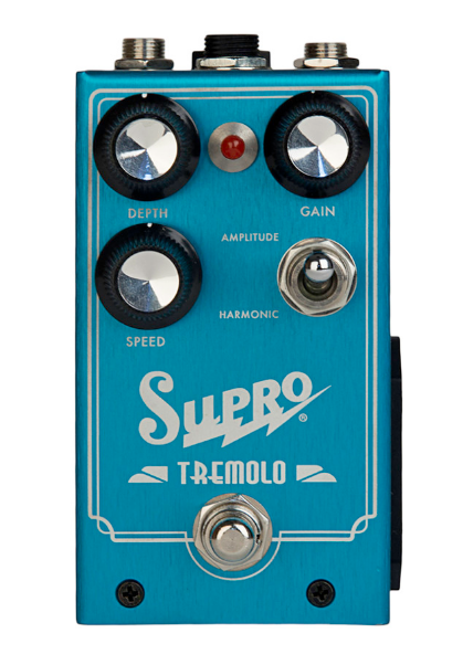 Supro Tremolo 1310 Guitar Effect Pedal