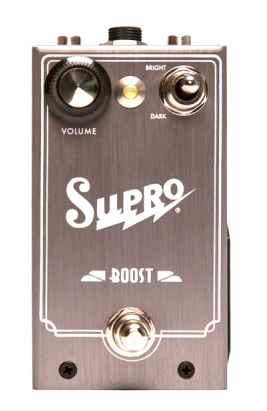 Supro Boost 1303 Guitar Effect Pedal