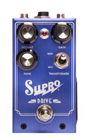 Supro Drive 1305 Guitar Effect Pedal
