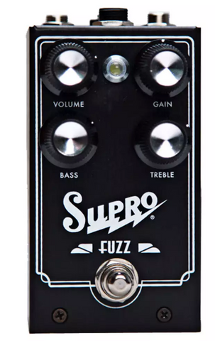 Supro Fuzz 1304 Guitar Effect Pedal