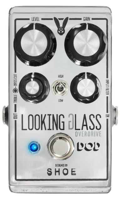 DOD Looking Glass Overdrive Pedal