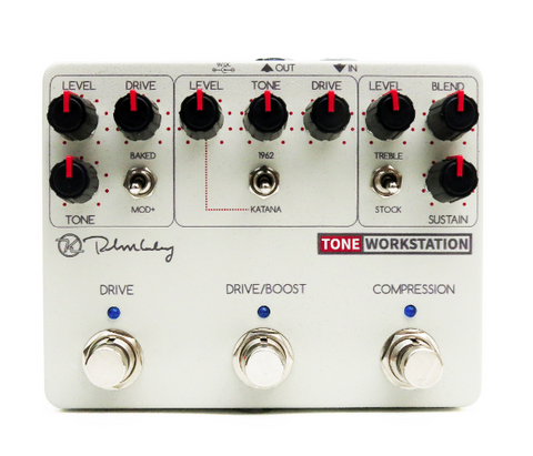 Keeley Tone Workstation Analog Multi-Effects Guitar Effect Pedal