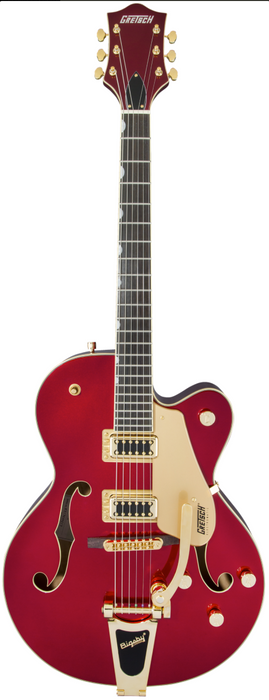 Gretsch G5420TG Limited Edition Electromatic Hollowbody - Candy Apple Red with Gold Hardware