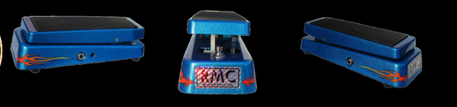 Real McCoy Custom RMC Joe Walsh Signature Guitar Wah-Wah Effect Pedal