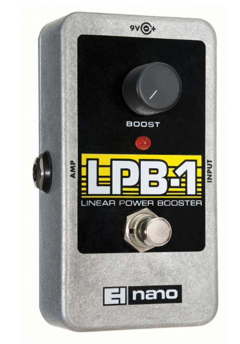 Electro-Harmonix LPB-1 Nano Linear Power Booster Guitar Pedal