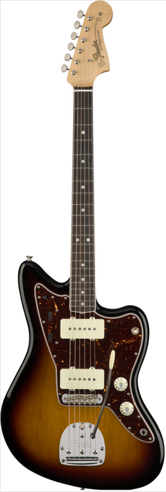 Fender American Original '60s Jazzmaster Sunburst With OHSC