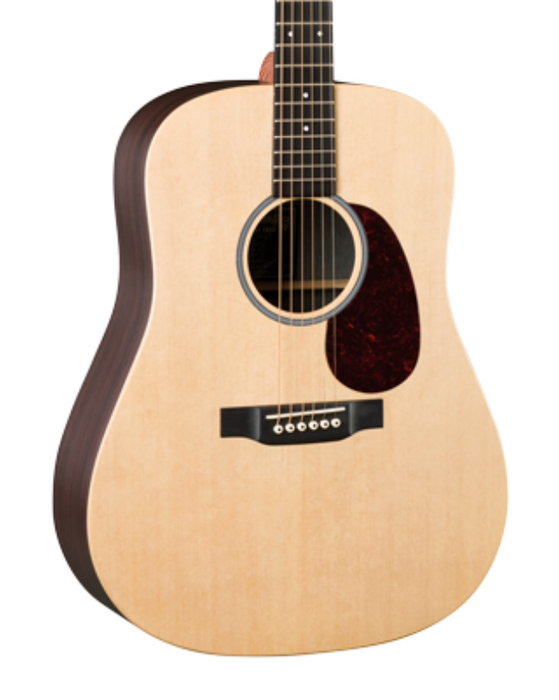 Martin DX1RAE X Series Dreadnought Acoustic/Electric Guitar