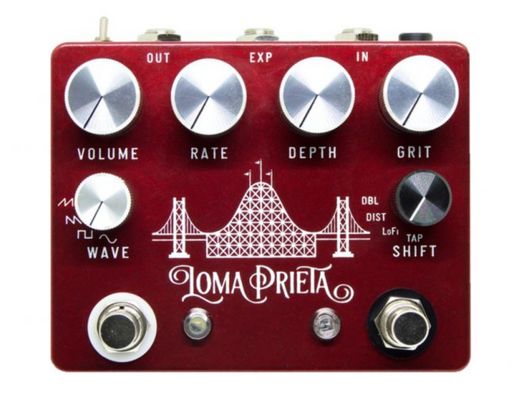 Coppersound Pedals Loma Prieta Tap Tempo Tremolo Guitar Effect Pedal