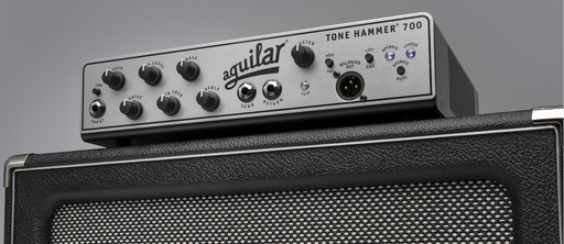 Aguilar Tone Hammer 700 Super Light Amp Head