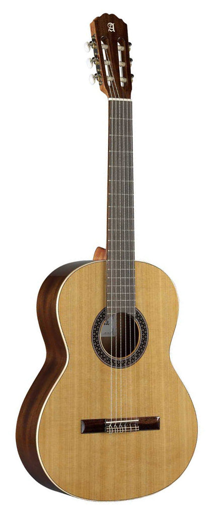 Alhambra Model 1C Senorita Classical Guitar Nylon String Made In Spain Mahogany Rosewood