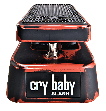 Dunlop Slash SC95 Cry Baby Wah Wah Guitar Pedal