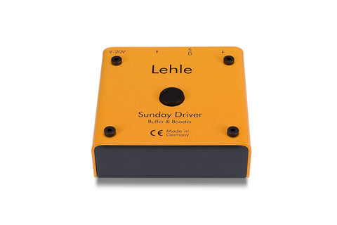 Lehle Sunday Driver Buffer and Booster Pedal