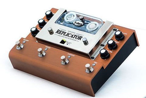 T-Rex Replicator Analog Tape Delay Guitar Effect Pedal