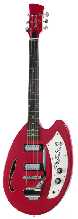 Eastwood May Queen Guitar - Red