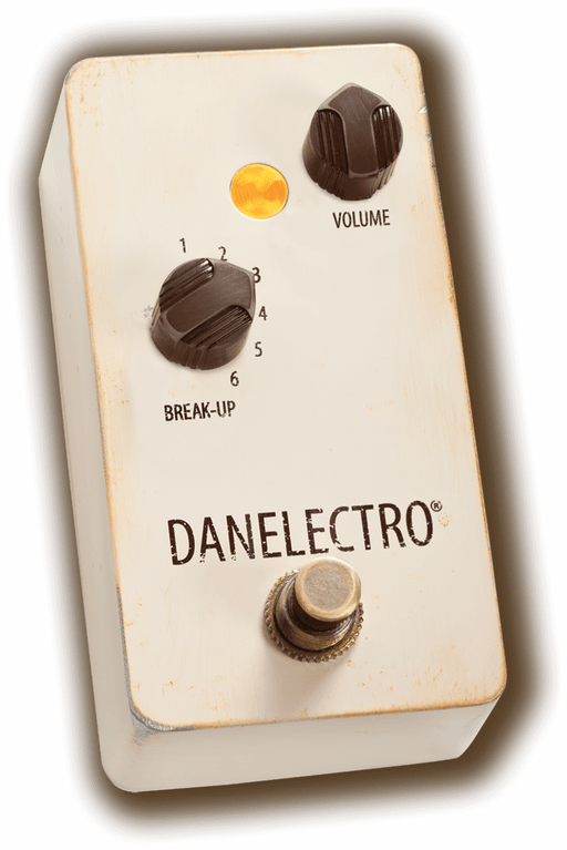 Danelectro BR-1 The Breakdown Overdrive Guitar Effect Pedal