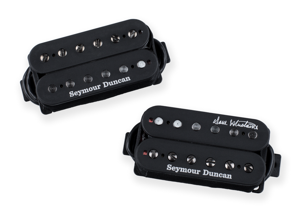 Seymour Duncan Dave Mustaine Thrash Factor Set Black Pickups