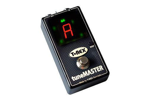 T-Rex Tune Master True or Buffered Bypass Guitar Pedal