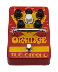 Orange Two Stroke Boost EQ Guitar Effect Pedal