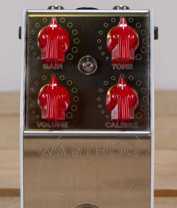 Thorpy FX The Warthog OD/Distortion/Boost/Fuzz Guitar Pedal ThorpyFX