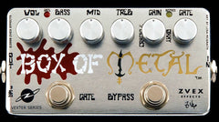 Zvex Vexter Series Box Of Metal Distortion Guitar Pedal