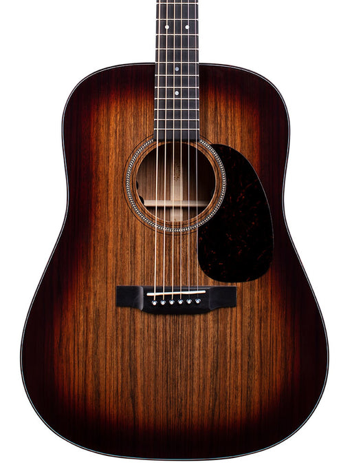 Martin D-16E Burst Ovangkol Acoustic Guitar With Case