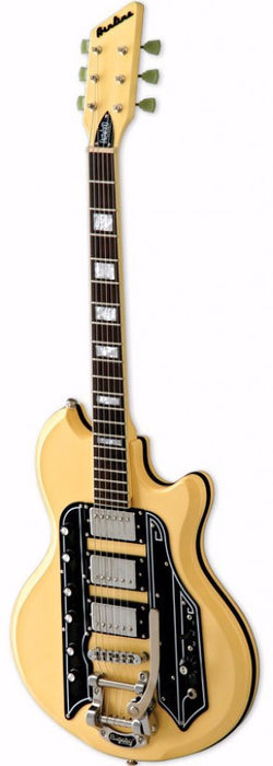 Eastwood Airline 59' Town & Country DLX Vintage Cream