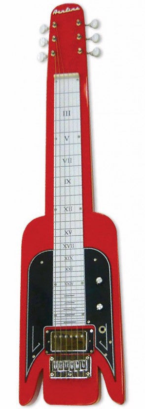 Eastwood Lap Steel Guitar Red