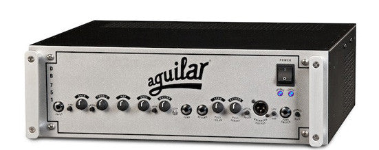 Aguilar DB 751 750-Watt Hybrid Bass Head
