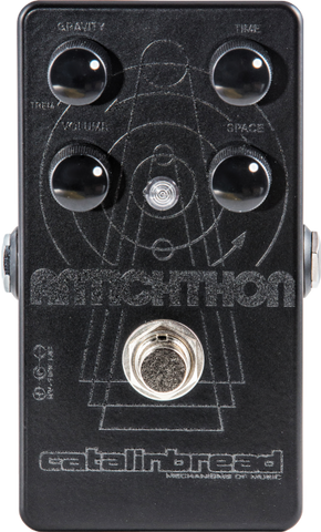 Catalinbread Antichthon Fuzz Tremolo Guitar Effect Pedal