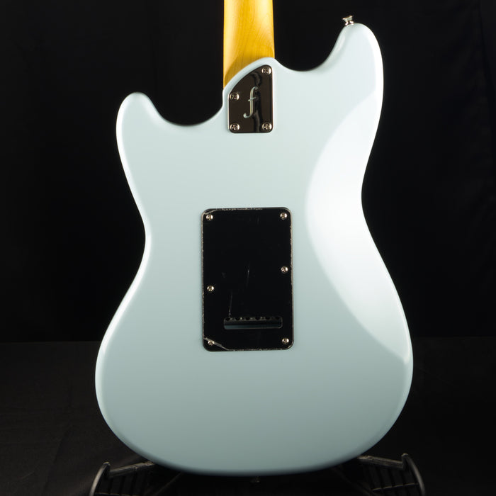 Fano MG6 Omnis P90 Sonic Blue Electric Guitar With Bag