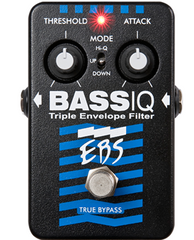 EBS BassIQ Triple Envelope Filter Guitar Effects Pedal