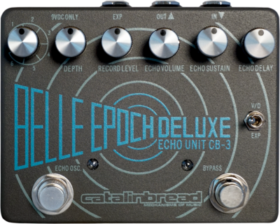 Catalinbread Belle Epoch Deluxe Digital Tape Delay Pedal